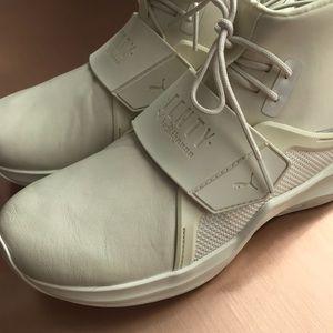 Puma Shoes - Fenty Puma by Rihanna The Trainer Hi Sneaker NEW 17f085884